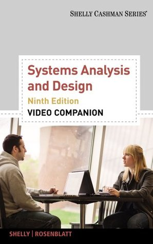 Video Companion DVD for Shelly/Rosenblatt's Systems Analysis and Design, 9th (Shelly Cashman Series)