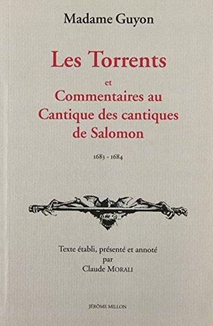 Torrents et commentaire au Cantique...