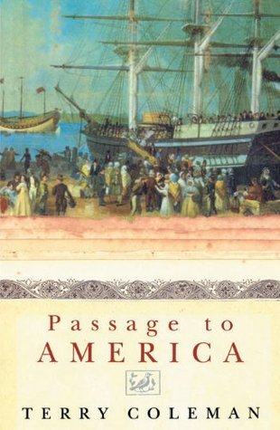 Passage To America: A History of Emigrants From Great Britain and Ireland to America in the Mid-Nineteenth Century