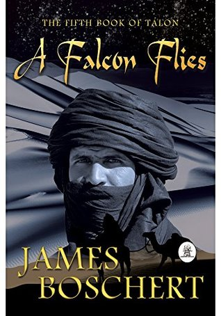A Falcon Flies (Talon #5)