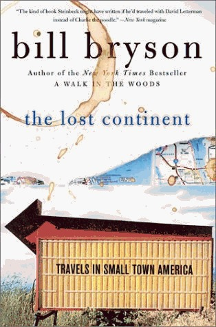The Lost Continent Travels in Small Town America
