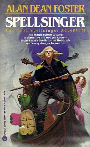 Spellsinger by Alan Dean Foster
