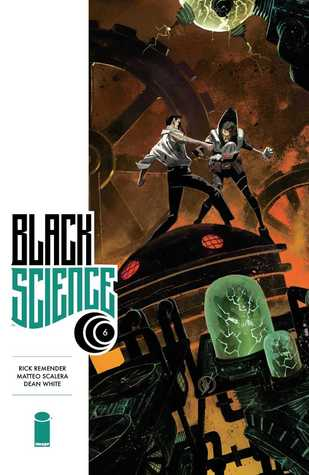 Black Science #6 (Black Science, #6)