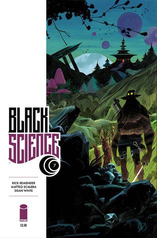 Black Science #7 (Black Science, #7)
