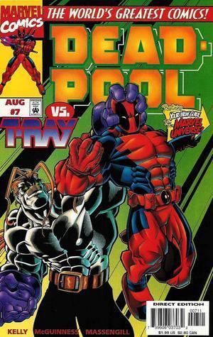 Dead-Pool vs. T-Ray (Volume 1 No. 7)