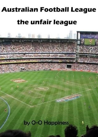 Australian Football League - the Unfair League