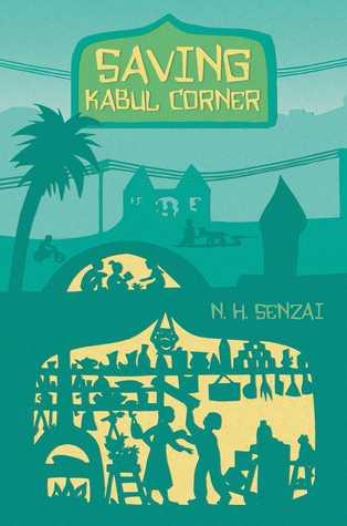 Saving kabul corner by N.H. Senzai