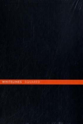Whitelines Hard Wire A5 Squared Notebook - Black