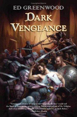 Dark Vengeance (A Novel of Niflheim, #2)
