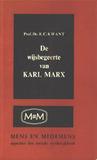 De wijsbegeerte van Karl Marx