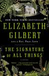Book cover for The Signature of All Things