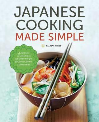 Japanese cooking made simple a japanese cookbook with authentic 22542042 forumfinder Images