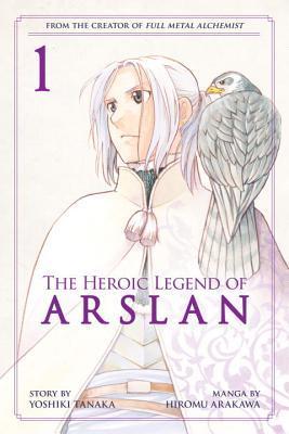 The Heroic Legend of Arslan, Vol. 1