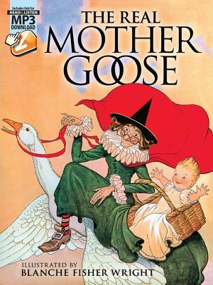 The Real Mother Goose: With MP3 Downloads: With MP3 Downloads