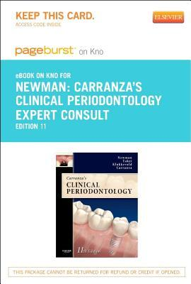 Carranza's Clinical Periodontology Expert Consult Pageburst E-Book on Kno (Retail Access Card): Text with Continually Updated Online Reference