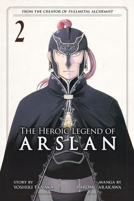 The Heroic Legend of Arslan, Vol. 2