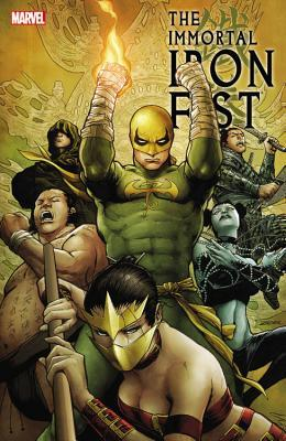 picture of iron fist