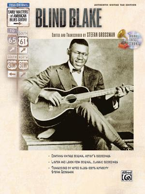 Blind Blake (Book & CD)