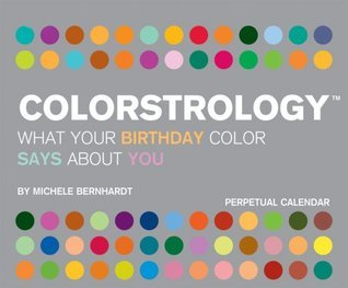 Colorstrology: What Your Birthday Color Says About You--Perpetual Calendar