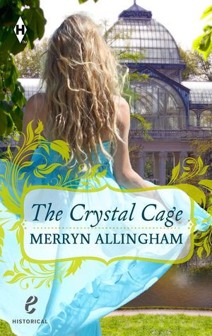 Ebook The Crystal Cage by Merryn Allingham TXT!