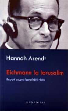 hannah arendt eichmann - 649×1000