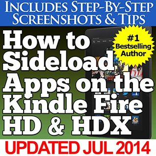 How to Sideload Apps on the Kindle Fire HDX