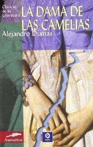 La dama de las camelias by Alexandre Dumas fils