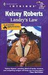 Landry's Law (Landry Brothers #2)