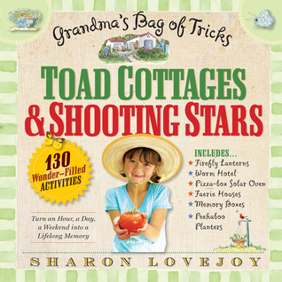 Toad Cottages  Shooting Stars by Sharon Lovejoy