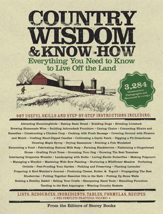 Country Wisdom & Know-How by M. John Storey