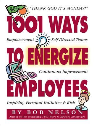 1001 Ways to Energize Employees La mejor fuente para descargar audiolibros