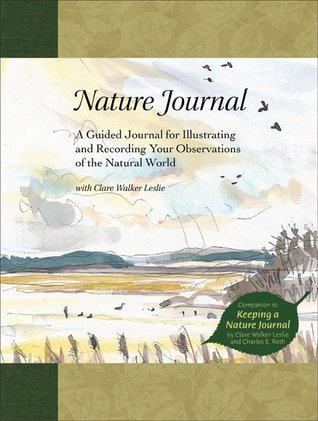 Nature Journal by Clare Walker Leslie