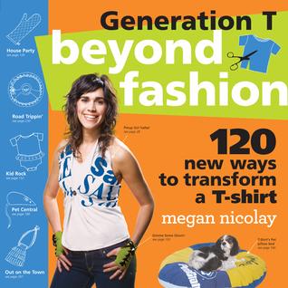 Generation T by Megan Nicolay
