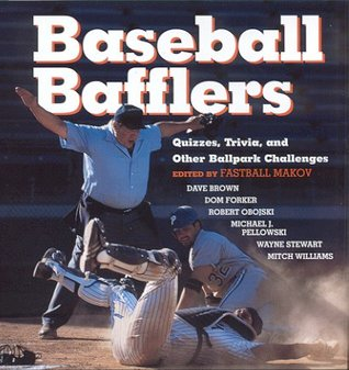 Baseball Bafflers by Fastball Makov