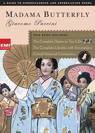 Madama Butterfly (Book and CD's): Black Dog Opera Library