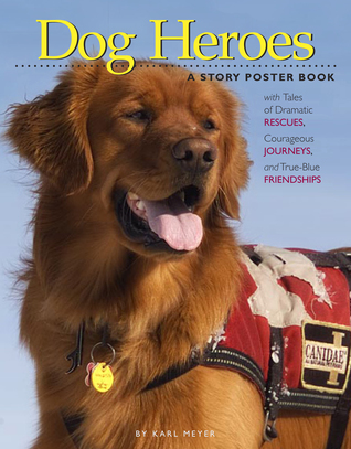 Dog Heroes: A Story Poster Book with Tales of Dramatic Rescues, Courageous Journeys, and True-Blue Friendships