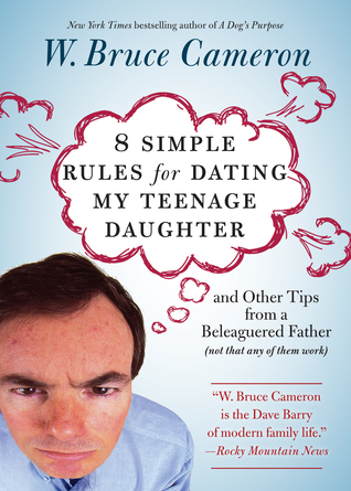 8 Simple Rules for Dating My Teenage Daughter: And other tips from a beleaguered father [not that any of them work]