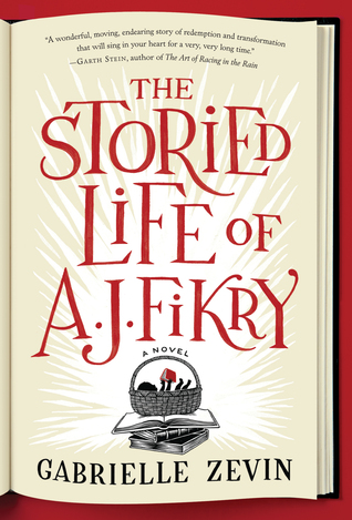 Image result for storied life of aj fikry book