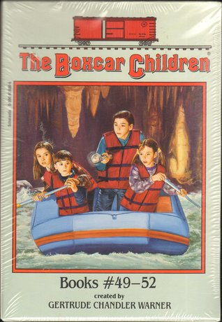The Boxcar Children Boxed Set Books #49-52