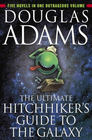 Best cookbooks, food, wine The Ultimate Hitchhiker's Guide to the Galaxy (Hitchhiker's Guide to the Galaxy #1-5)