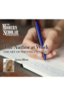 The Author at Work: The Art of Writing Fiction