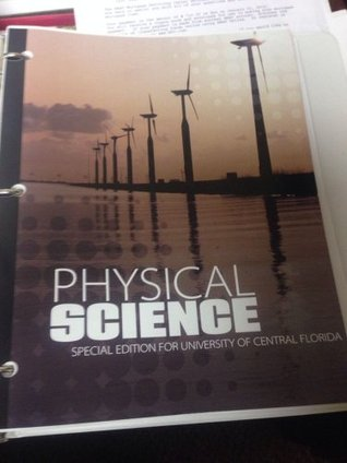 Physical Science Textbook - UCF Edition
