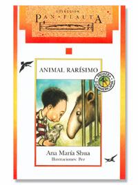 Animal rarísimo par Ana María Shua