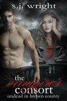 The Vampire's Consort  (Undead in Brown County, #5)
