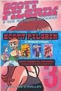 Scott Pilgrim Vol 1-3 Bundle