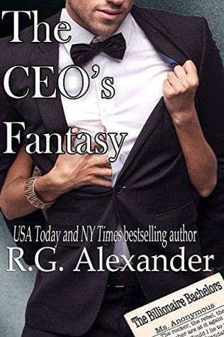 The CEO's Fantasy (The Billionaire Bachelors, #1)