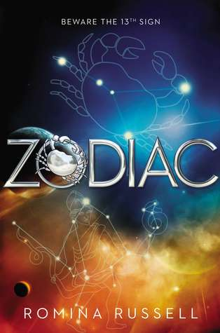 {Tour} Zodiac by Romina Russell (with Giveaway)