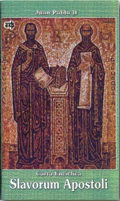 Slavorum Apostoli: On Saints Cyril and Methodius