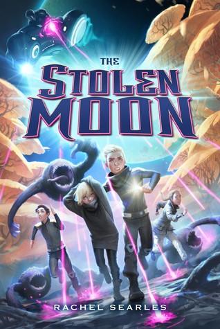 The Stolen Moon (Chase Garrety #2)