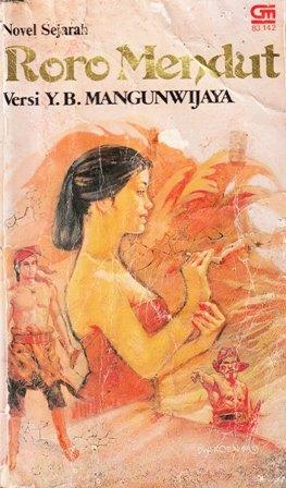 Roro Mendut by Y.B. Mangunwijaya